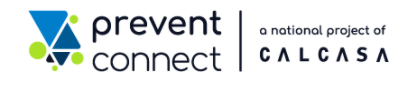 Prevent Connect logo
